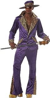 purple pimp suit