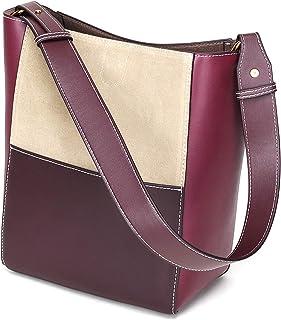 بيسون دينيم المرأة هوبو الأعلى مقبض حمل حقيبة الكتف جلدية حقائب كروسبودي حقيبة دلو المحافظ و حقائب اليد