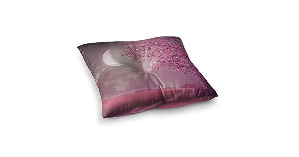 Kess InHouse Monika Strigel Song of The Springbird 23 x 23 Square Floor Pillow