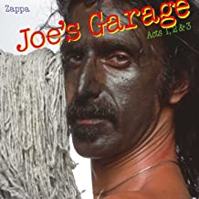 Albums Of Frank Zappa