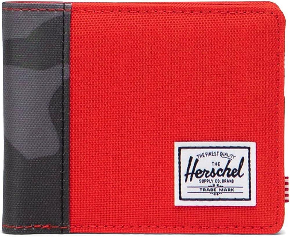 Herschel supply portafoglio porta carte di credito con protezione anticlonazione in 100% poliestere PU4462BIO/R