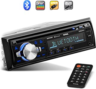 Sound Storm Laboratories SDC26B Car Stereo - Single Din, Bluetooth Audio and Hands-Free Calling, Built-in Microphone, MP3 ... photo