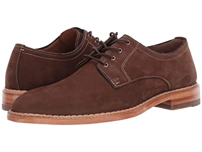 J&M EST. 1850 Chambliss Plain Toe (Brown) Men