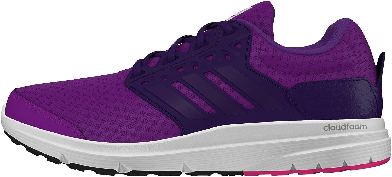 Adidas Damen Damen Galaxy 3 Laufschuhe, Schwarz, 40 EU  Sparen Sie bis zu 70% Rabatt