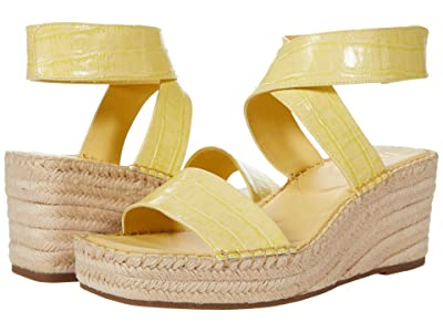 Franco Sarto Carezza (Light Yellow) Women