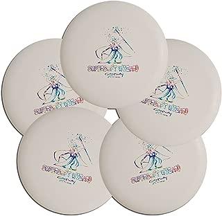 Gateway Super Soft Wizard - Set of 5 Disc Golf Putters