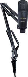 Marantz Professional Pod Pack 1 Broadcast Boom Arm with Included USB Condenser Microphone