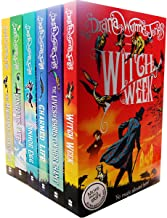 Diana Wynne Jones Chrestomanci 6 Books Collection Pack Set RRP: £41.94 (The Magicians of Caprona, Conrad's Fate, The Pinh...