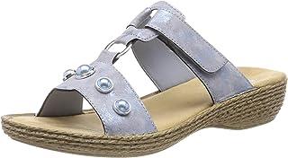 c3646eb3b0e249 Amazon.fr : Rieker - Mules et sabots / Chaussures femme : Chaussures ...