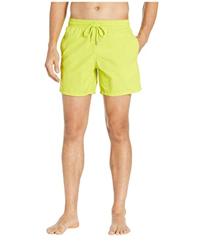 Vilebrequin Solid Moorea Swim Trunks (Ginger) Men