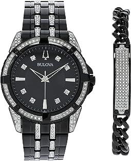 IP Crystal Gift Set with Bracelet - 98K109