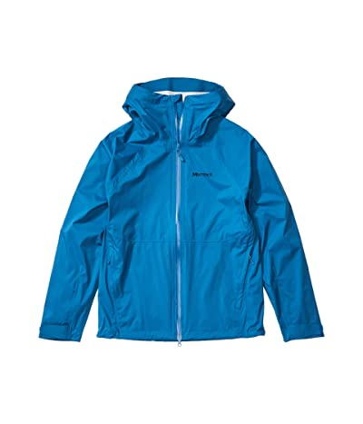 Marmot PreCip Stretch Jacket (Classic Blue) Men