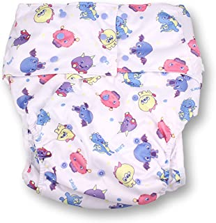 Rearz - Lil' Monsters - Adult Pocket Diaper