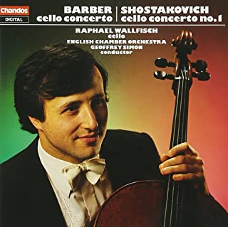 Barber & Shostakovich: Cello Concertos