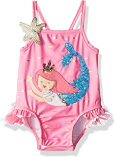 b2d2a6b4e5803 Amazon.com: Pinks - One Pieces / Swim: Clothing, Shoes & Jewelry