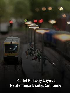 Model Railway Layout : Rautenhaus Digital Company