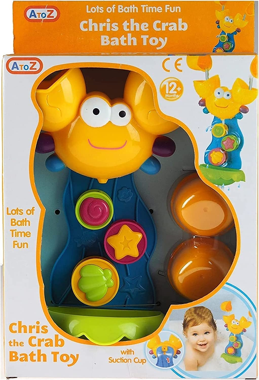 Baby Bathing Toy Set Rhubarb Rotating Max 47% OFF Waterwheel Duck Fun Childr Max 73% OFF