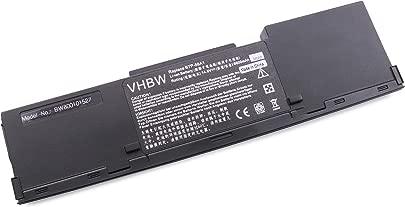 vhbw Akku passend f r Acer Extensa 2000  2001  2001LC Laptop Notebook  Li-Ion  6600mAh  14 8V  97 68Wh  schwarz