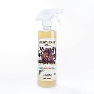 Rodeo Cowhide Shampoo Rug Cleaner
