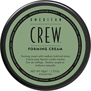 American Crew Forming Cream, 1.75 oz, Pliable Hold with Medium Shine