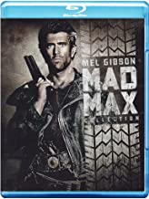 Mad Max Collection Trilogy Set Mad Max / Mad Max 2: The Road Warrior / Mad Max Beyond Thunderdome Mad Max / Mad Max 2 / Mad Max 3 Reg.A/B/C Italy