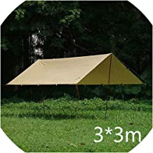 Beach Tents Sun Shelter Tent Waterproof Awning Hiking Portable Canopy Outdoor Gazebo Camping Tent Big Size Silver Coating Tarp Tent