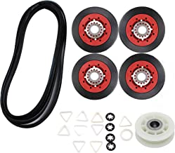 4392067RC 27-Inch Dryer Repair Kit Replacement 4392067VP Compatible with Whirlpool Ken-more,PS373088 AP3109602 Repair Kits...
