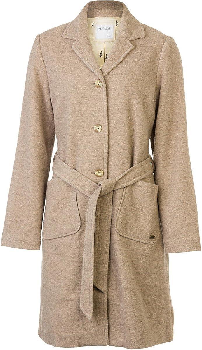 CARVE Designs Womens Linden Wool Coat