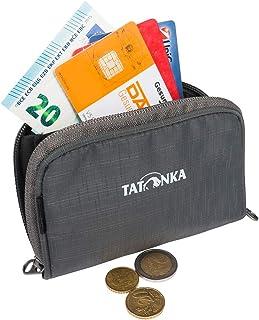 Tatonka Geldbeutel Big Plain Wallet - Geldbörse mit mehreren Kartenfächern und Kleingeldfach - 13 x 9 x 2 cm - Damen und H...