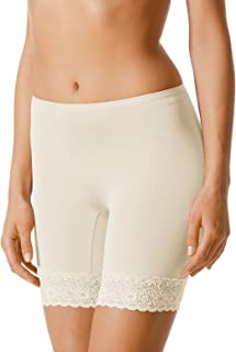 Mey 88210-20 Women's Pearl White Solid Colour French Knickers