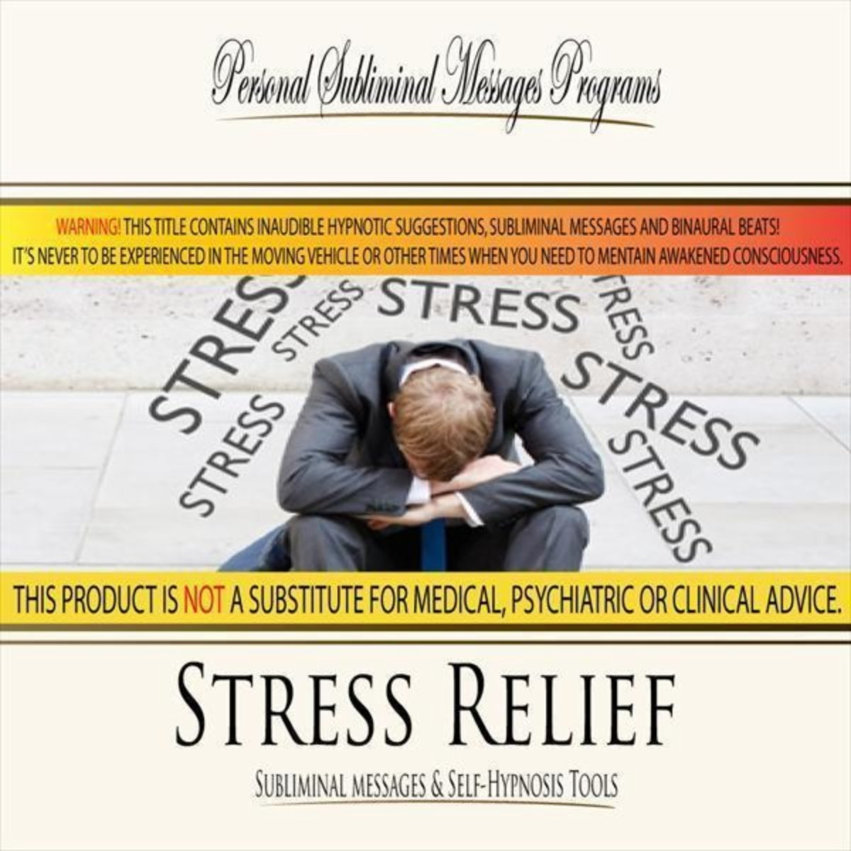 Stress Relief - Subliminal Messages