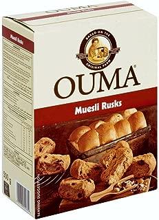 Ouma Muesli Rusks 500g