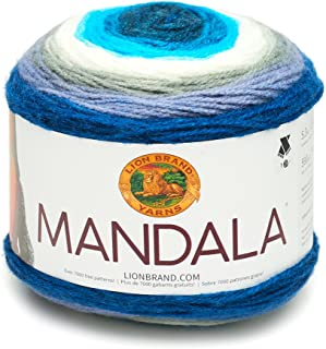 Lion Brand Yarn 525-233 Mandala Yarn, Kraken