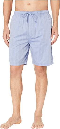 Captain's Herringbone Sleep Short