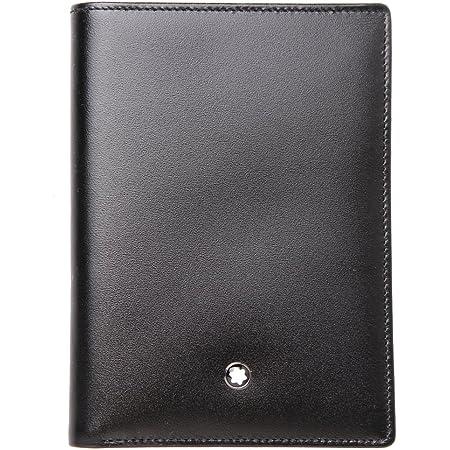 Montblanc Meisterstück Classic Credit Card Case, 13 cm, Black (Schwarz)