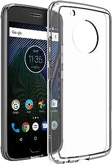 كوفر شفاف صلب من ارمور لموبايل Motorola Moto G5 Plus