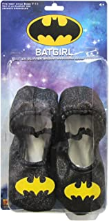 Batgirl Glitter Slipper Shoes