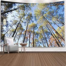 Shorping Tree of Life Tapestry, 80x60Inches Hanging Wall Tapestry for Décor Living Room Dorm Forest in Thailand