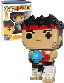 Funko Ryu - Street Fighter 8-Bit Pop! Vinyl Figure #15 GameStop Exclusive