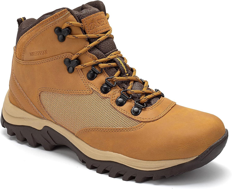 online shop Men's Waterproof Hiking sale Boots Anti-Slip Outdoor Shoe Lightweight