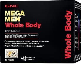 GNC Mega Men Whole Body - 30 Packs