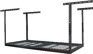 MonsterRax - 3x6 Overhead Garage Storage Rack – Hammertone (24