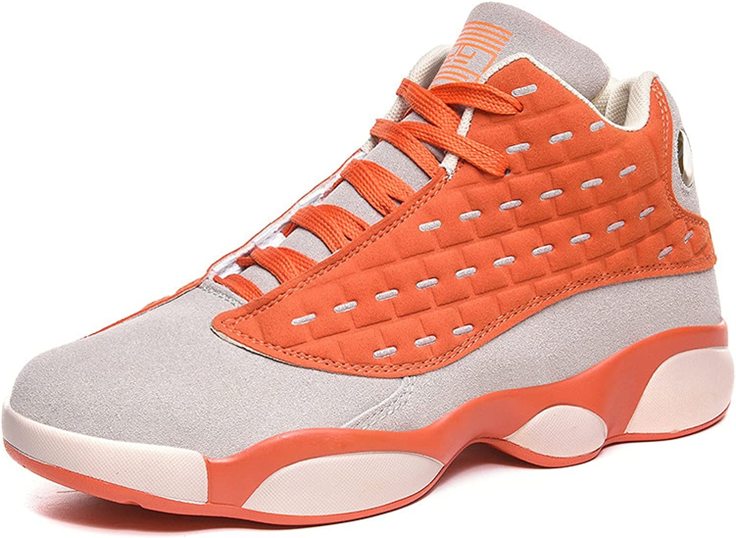 Men's High-Top Basketball List price Shoes Limited price B Combat Non-Slip Wear-Resistant