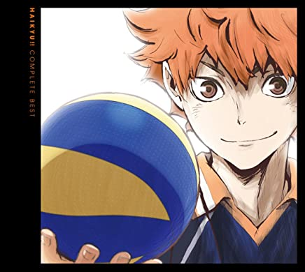 Haikyu Complete Best (Limited) O.S.T.