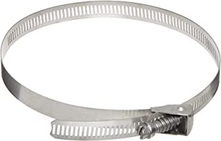 Kuriyama SDBCR-6 Tiger Clamps Spiral Double Bolt Clamps for CountercLockwise Helix Hoses Zinc Plated Carbon Steel 6