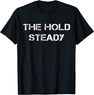 hold steady t shirt