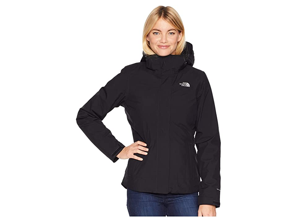 The North Face Carto Triclimate(r) Jacket (TNF Black) Women