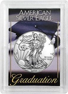 2020 - American Silver Eagle in