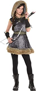 girls miss archer costume