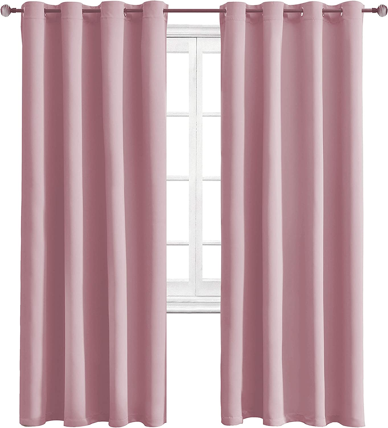 LITTLE BIRD Be super welcome Thermal Blackout Curtains safety -Winter Bedroom for Insula